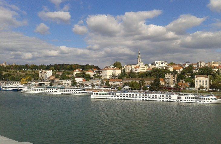 Reka Sava u Beogradu