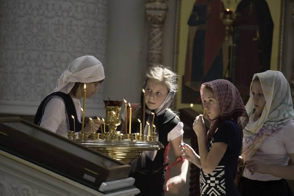 deca u pravoslavnoj crkvi