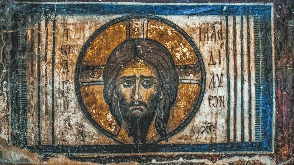 freska Isusa Hrista