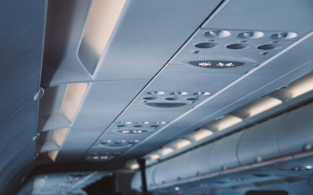 Enterijer aviona